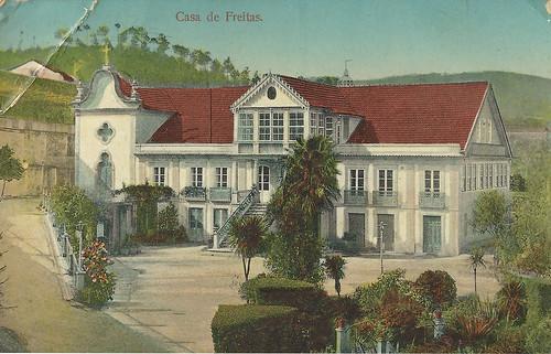 Postal Freitas 1931