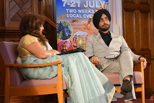 Festival of Thetford & Punjab - welcoming Satinder Sartaaj to Thetford