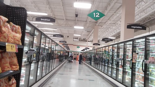 Relocated Aisle 12