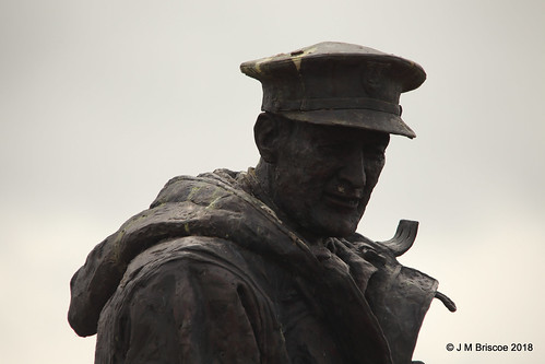 Colonel David Stirling and SAS Memorial