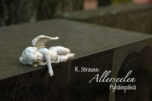 Allerseelen - Pyhäinpäivä