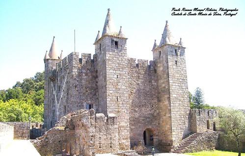 Castle of Santa Maria da Feira, Portugal