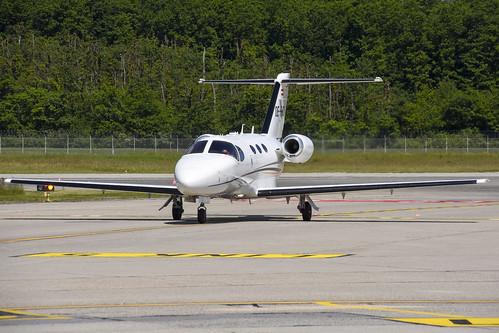 Sky Taxi Luftfahrt Cessna 510 OE-FWD