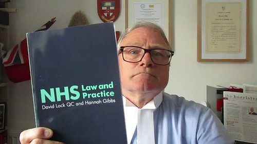 Phillip Taylor MBE review. NHS Law and Practice