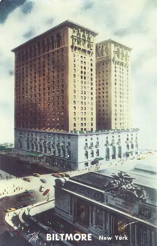 The Biltmore - New York, New York