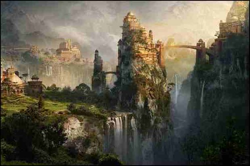 Misteri Kerajaan Shambhala: Tanah Seribu Nama
