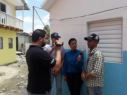Equipo de Coraamocard dando seguimiento al importante proyecto que busca mejorar la condición de vida de sus habitantes. Salsipuede si puede!!!! #MejoraContinua #SomosCoraamoca