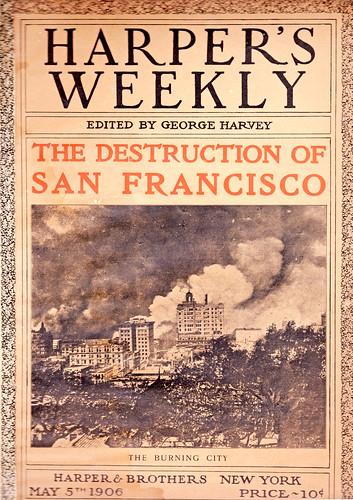 The Destruction of San Francisco
