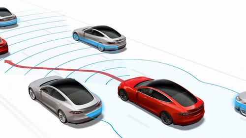 AMAZING! Why Tesla Autopilot Could Crash Into A Stationary Vehicle Research Group Shows