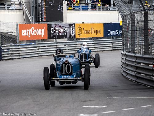 2018 Monaco GP Historique: Bugatti T35B