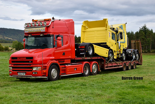 CROWN MOTORS SCANIA T-CAB 124L 420 GG52 TOP