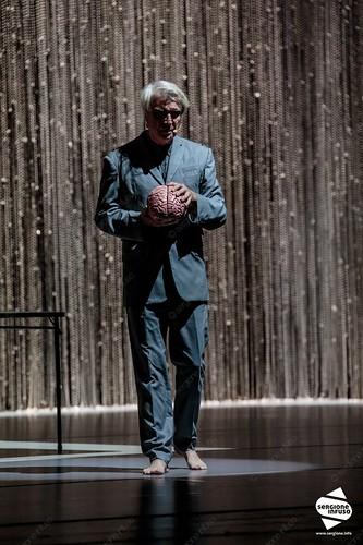 David Byrne - American Utopia @ Teatro degli Arcimboldi, Milano - 16 luglio 2018