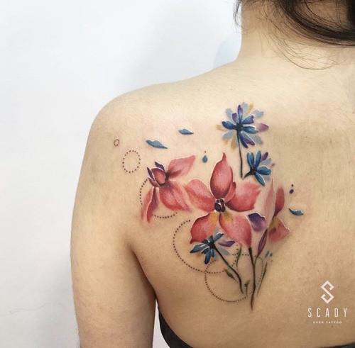 Source: Scady Alyona | #tattoo #tattoos #tats #tattoolove #tattooed #tattoist #tattooart #tattooink #tattooideas #tattoogallery #tattoomagazine #tattoostyle #tattooshop #tattooartist #inked #ink #inkedup #inkedlife #inkaddict #art #instaart #instagood #li