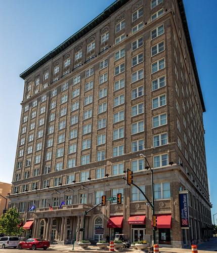 Edwards Hotel (1923), v02, 235 W Capitol St, Jackson, MS