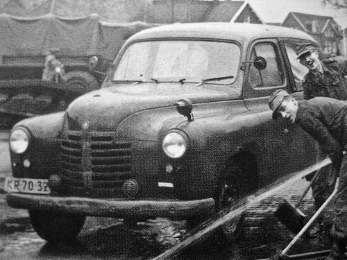 1950-1957 RENAULT Colorale Savane