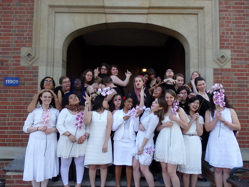 Initiation Spring 2016 silly rho chis