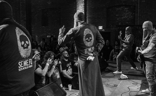 Thanatology live Chicago Domination Fest 5 Day 2 pic16