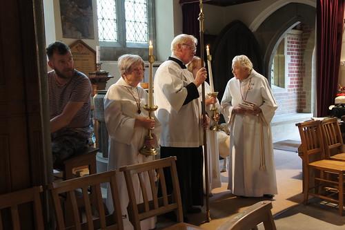 The Church of the Ascension, Verwood Road, Woodlands, Wimborne, Dorset