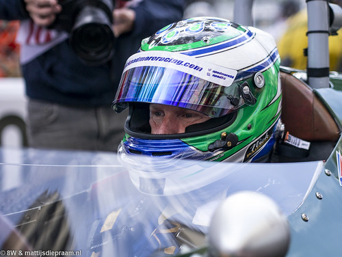 2018 Monaco GP Historique: Nick Padmore
