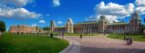 Tsaritsyno Palace / Музей-заповедник Царицыно