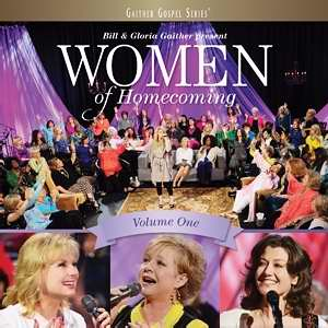 Audio CD-Homecoming/Women Of Homecoming V1 - Gaither & Friends