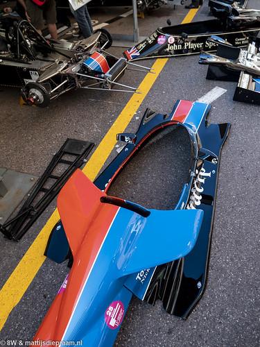2018 Monaco GP Historique: Shadow DN5