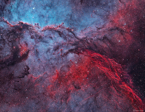 Fighting Dragons Nebula