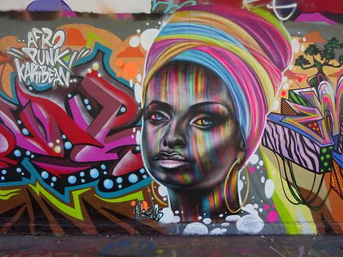 Artiste inconnu(e) : Afro Punk Karibean (mai 2018)