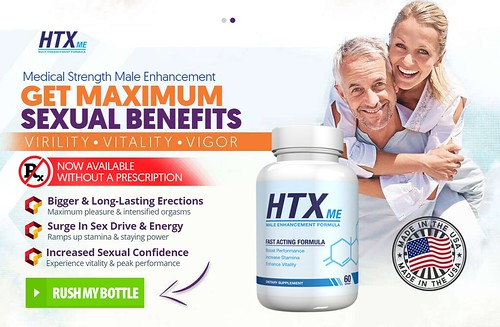 Quick and Easy Use For Your HTX Male Enhancement