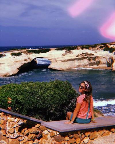Grazie a @tania.u16 per aver usato il nostro hashtag #SardegnaAlMare: So high, so high Then I'll shoot across the sky 🌊🔱 . . . . . #yolo #ilmondoinunafoto #pocket_allnature #awesomeearth #arte_of_nature #myheartinshots #world_great #likes_na