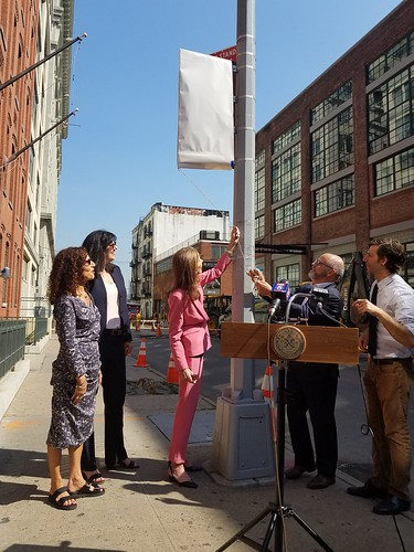 DUMBO Marker Unveiling_5