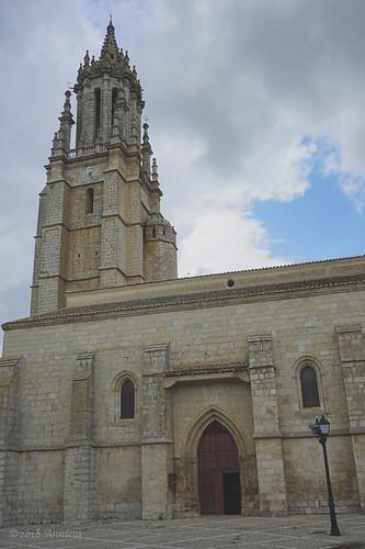 Colegiata San Miguel, Ampudia