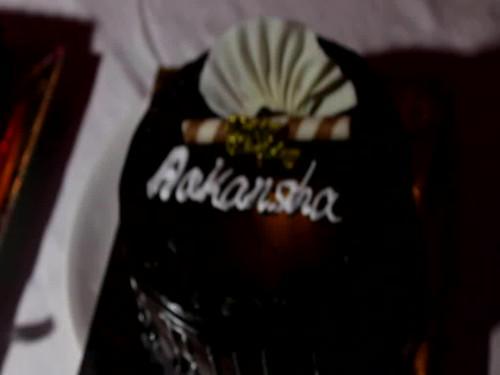 Birthday Celebration Of Akanksha Singh with Music Director Sajid Wajid