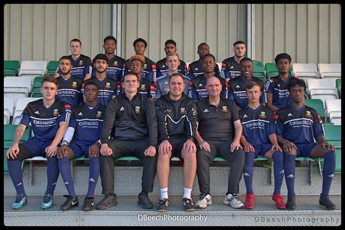 2018-19 HFC U23 Squad