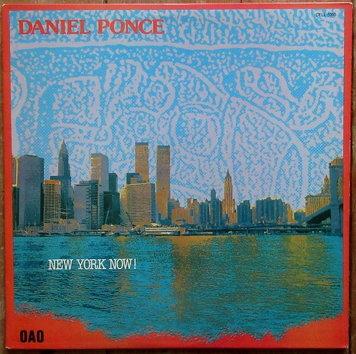 Daniel Ponce - New York Now!