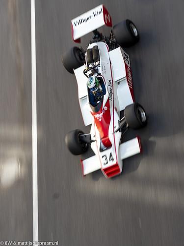 2018 Monaco GP Historique: Shadow DN9