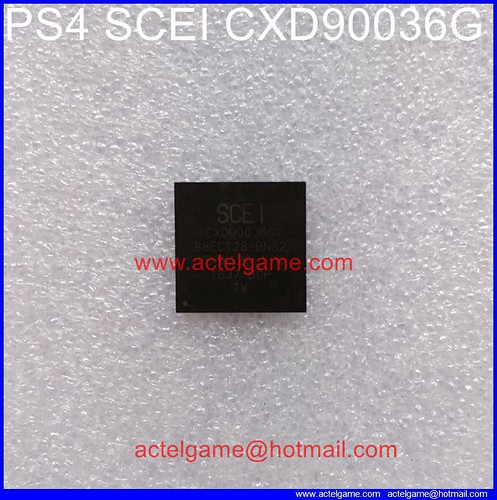 PS4 SCEI CXD90036G 1