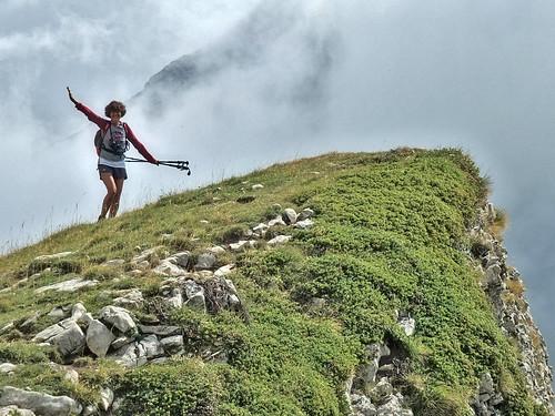 Surmonter le vertige... Overcome the vertigo... #darktable #FujiX-S1 #Digikam