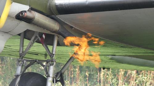 Unburn fuel