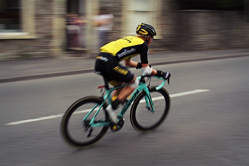 Canon EOS 60D - Koen Bouwman - Team Lotto Jumbo - 4 Sep 2018 - The Tour of Britain went right past my front gate!