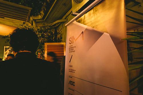 Noite Sinewave // SIM São Paulo 2017