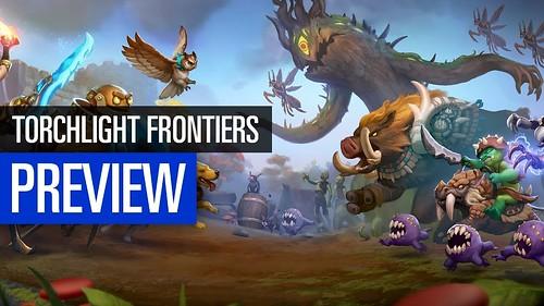 Torchlight Frontiers PREVIEW | Max Schaefers MMO-Hack'n'Slay in der Video-Vorschau