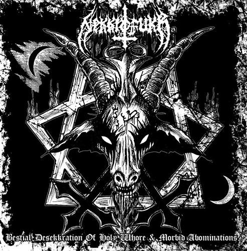 Nekkrofukk – Bestial Desekkration of Holy Whore & Morbid Abominations