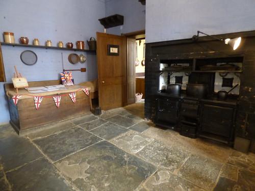 Charlecote Park - Victorian Kitchen