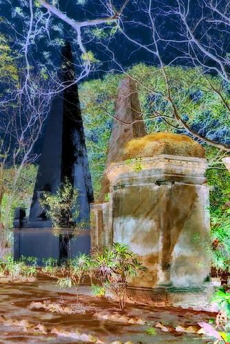 India - West Bengal - Kolkata - South Park Street Cemetery - 18bb