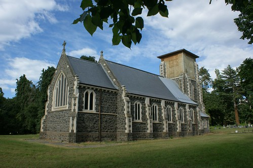 Hororata: St John's Anglican Church (c.1911) (5)