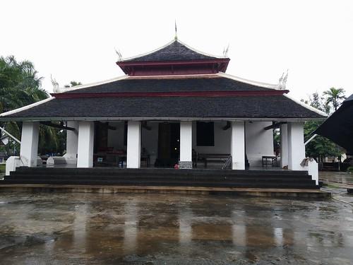Monasterio Wat Visounarat. Luang Prabang. Laos