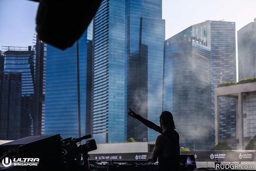 Ummet Ozcan @ Ultra Singapore 2018