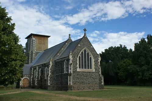 Hororata: St John's Anglican Church (c.1911) (1)
