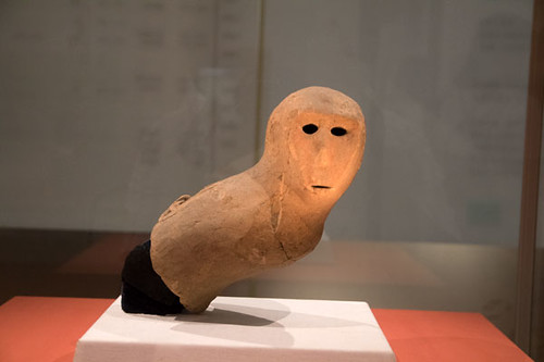 Haniwa (Terracotta tomb object)